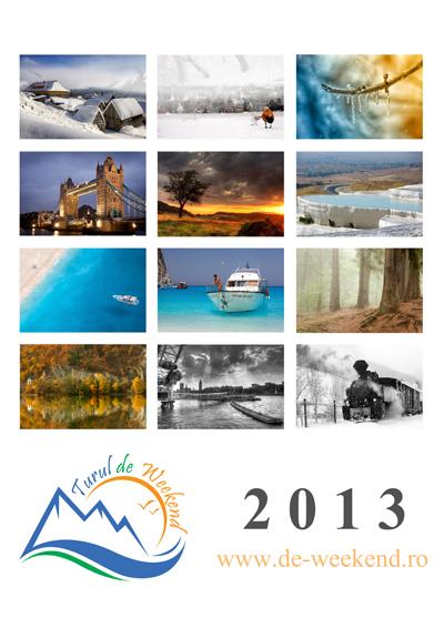 calendar 2013 coperta fata