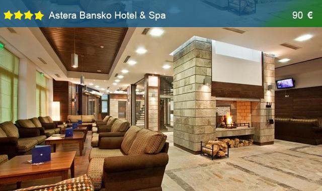 cazare bansko astera hotel