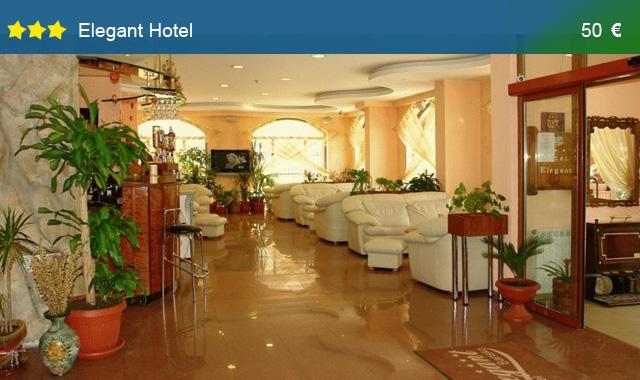cazare bansko elegant hotel