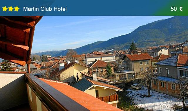 martin club hotel bansko