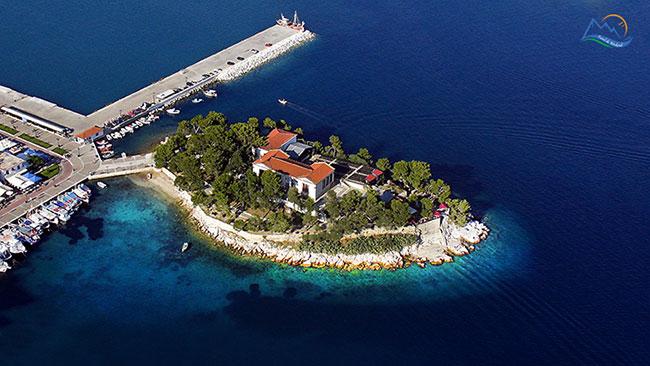 insula skiathos grecia