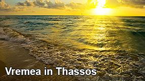 vremea in thassos grecia